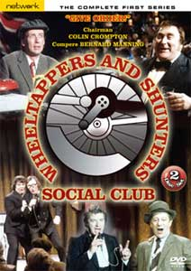 Wheeltappers And Shunters Social Club - Complete First Series
