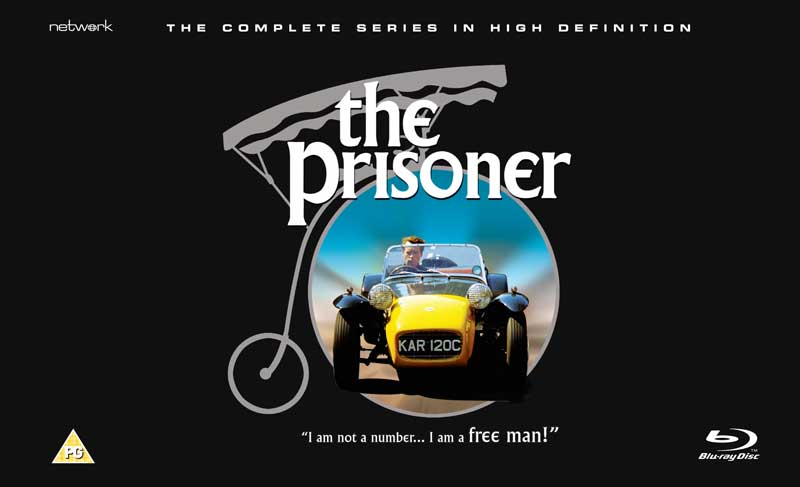 The Prisoner Complete Series Blu-ray 2