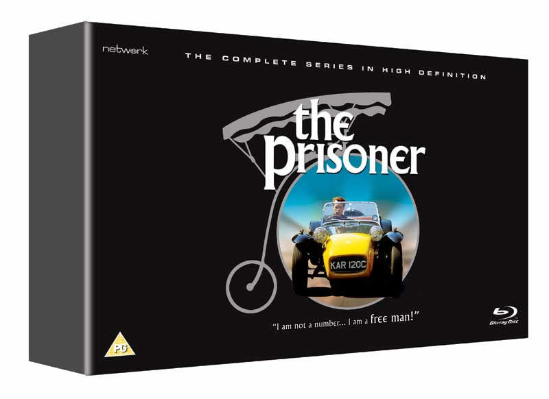 The Prisoner Complete Series Blu-ray